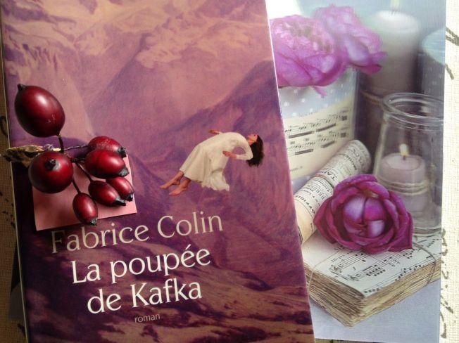 La poupée de Kafka de Fabrice Colin