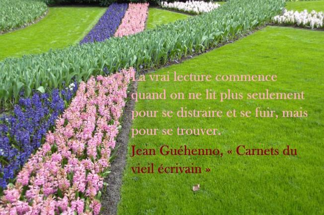 """Jean Guéhenno """"Carnets d'un vieil écrivain"""""""