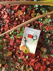 Le courage de partir, Barbara Kaufmann, roman coach