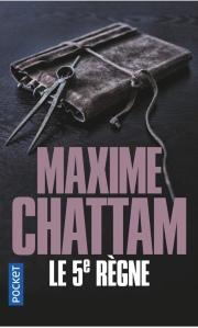 Maxime Chattam Le 5e règne